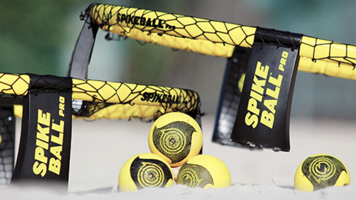Spike Ball Netz